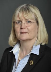Staatssekretärin Hella Dunger-Löper