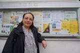 Carola Gündel leitet den Ehrenamtlichen Dienst im Bezirksamt Charlottenburg-Wilmersdorf