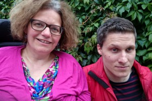 Eileen Moritz und Lutz Niestrat Politikberatung behinderte Expert*innen